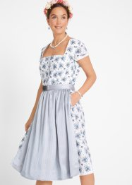 Dirndl met korte mouwen, bpc bonprix collection