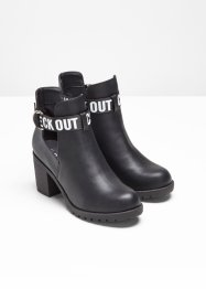 Boots met cut-outs, RAINBOW