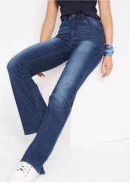 Stretch jeans, flared, John Baner JEANSWEAR