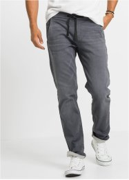 Slim fit jogging jeans, straight, John Baner JEANSWEAR