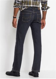 Slim fit stretch jeans, straight (set van 2), John Baner JEANSWEAR