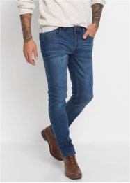 Skinny multistretch jeans, straight, RAINBOW