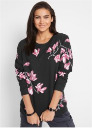 Sweater met bloemenprint, bpc bonprix collection