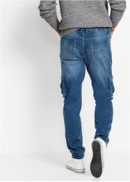 Slim fit superstretch thermojeans, straight, RAINBOW