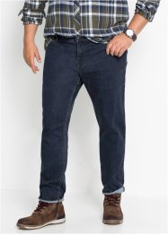 Stretch jeans, slim fit straight (set van 2), John Baner JEANSWEAR