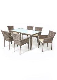 Tuinset «Tahiti» (7-dlg. set), bpc living bonprix collection