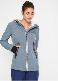 Sofshell jas met teddyfleece, bpc bonprix collection