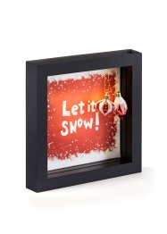 LED lijst «Let it snow», bpc living bonprix collection