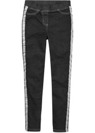 Jegging met glinsterende tapes, John Baner JEANSWEAR