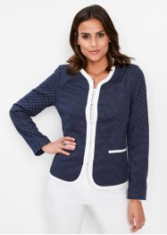 Korte blazer met stippen, bpc selection