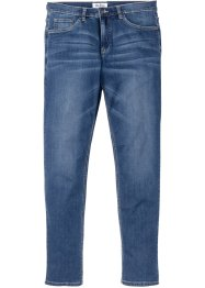Stretchjeans regular fit tapered, John Baner JEANSWEAR