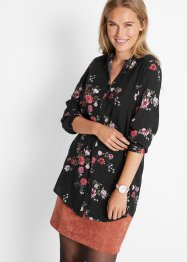 Lange tuniek van viscose, bpc bonprix collection