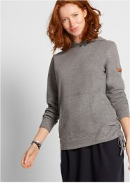 Sweater met plooitjes, bpc bonprix collection