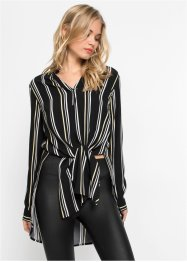 Blouse in high-low look, RAINBOW