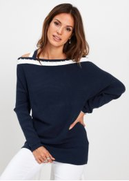 Cold shoulder trui, bpc selection