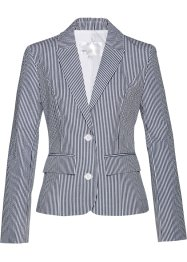 Blazer van seersucker, bpc selection