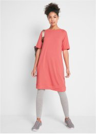 Sweatjurk, korte mouw, bpc bonprix collection