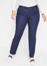 Premium stretch jeans met T-400, straight, John Baner JEANSWEAR