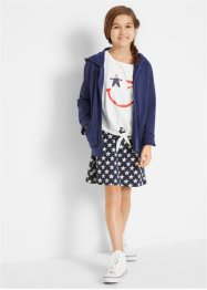 Shirtjurk en shirt (2-dlg. set), bpc bonprix collection