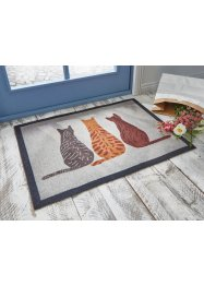 Deurmat met katten, bpc living bonprix collection