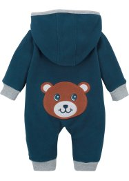 Fleece jumpsuit, bpc bonprix collection