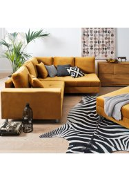 Synthetisch zebravel, bpc living bonprix collection