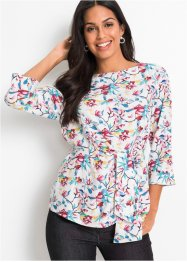 Blouse met print, bpc selection