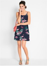Jersey jurk met print, bpc bonprix collection