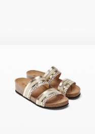 Leren slippers, bpc selection