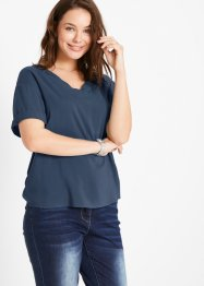 Blouse van viscose, bpc bonprix collection