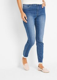 Stretch 7/8 jeans met kant van Maite Kelly, bpc bonprix collection