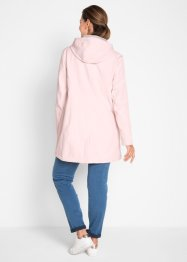 Softshell parka met capuchon, bpc bonprix collection