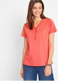 Shirt met knoopsluiting, bpc bonprix collection