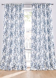Microvezel gordijn met print (1 stuk), bpc living bonprix collection