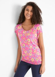 Shirt met gesmokte band, bpc bonprix collection