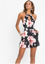Halter playsuit, BODYFLIRT boutique