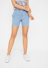 Jeans short met stretch, John Baner JEANSWEAR