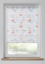 Duo rolgordijn met vlinderprint, bpc living bonprix collection