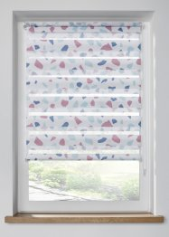 Duo rolgordijn met print, bpc living bonprix collection