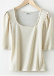 Shirt met lurex, BODYFLIRT