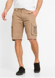 Cargo bermuda met print, bpc bonprix collection