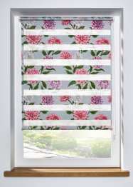 Duo rolgordijn met bloemenprint, bpc living bonprix collection