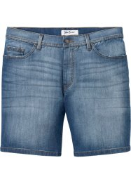 Regular fit comfort stretch jeans short, John Baner JEANSWEAR
