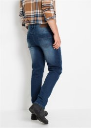 Regular fit power stretch jeans, straight, John Baner JEANSWEAR
