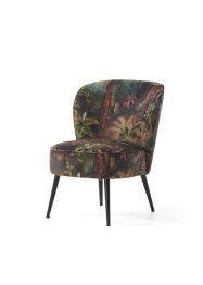 Fauteuil met botanical print, bpc living bonprix collection