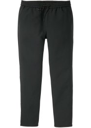 Slim fit pantalon met elastische band, tapered, RAINBOW