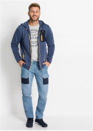Regular fit worker jeans, straight, John Baner JEANSWEAR