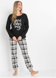 Pyjama met oversized shirt (2-dlg. set), bpc bonprix collection