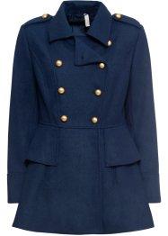 Korte coat in military style, BODYFLIRT boutique