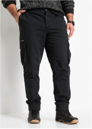 Regular fit cargo broek, straight, RAINBOW